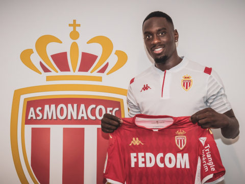 Jean-Kévin Augustin no AS Monaco