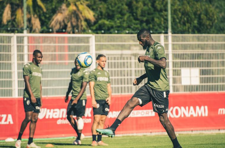 Primer partido para Augustin y Bakayoko