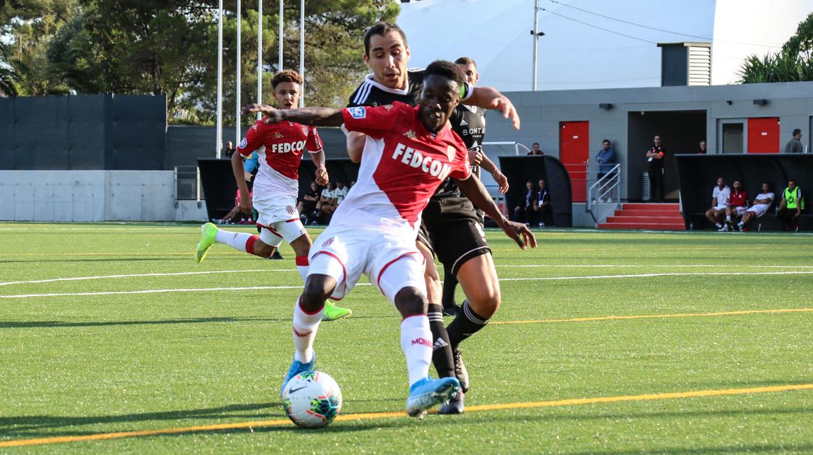 N2 : AS Monaco 0-1 Annecy FC