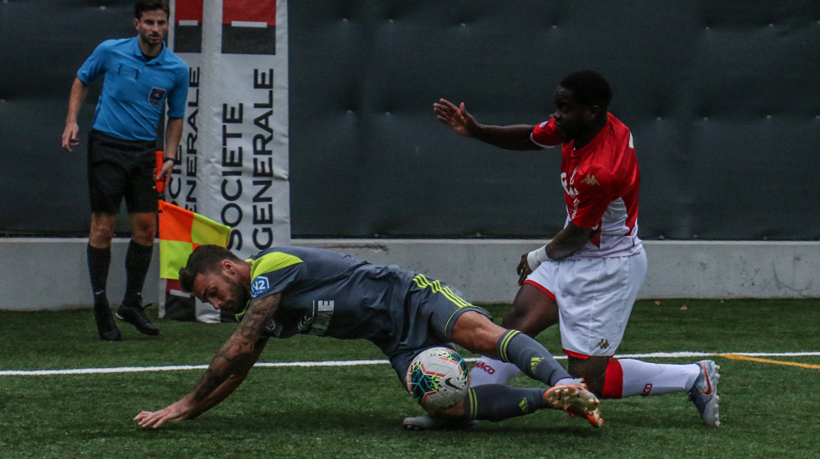 N2 : AS Monaco 1-0 Marignane
