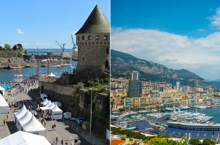 Brest/Monaco, voyage au long cours
