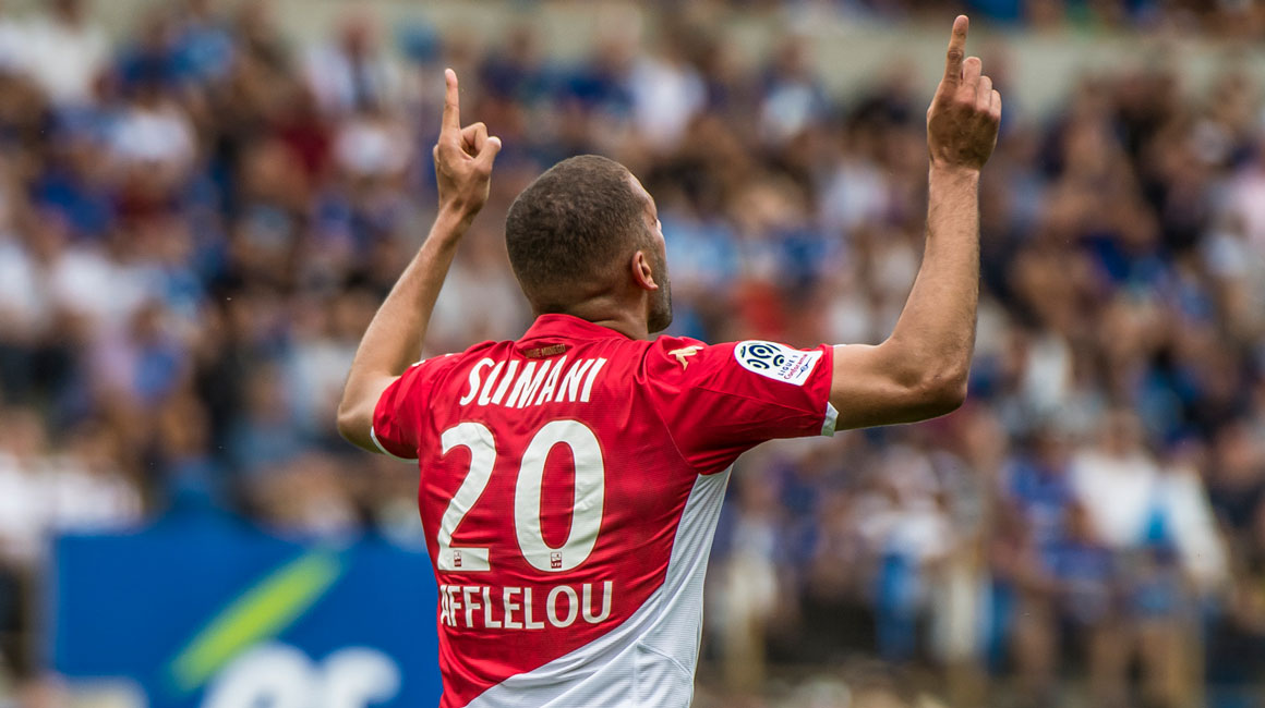 Win the jersey of a new AS Monaco player