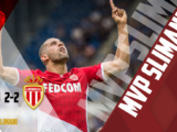 Slimani elected MVP by the users of the app