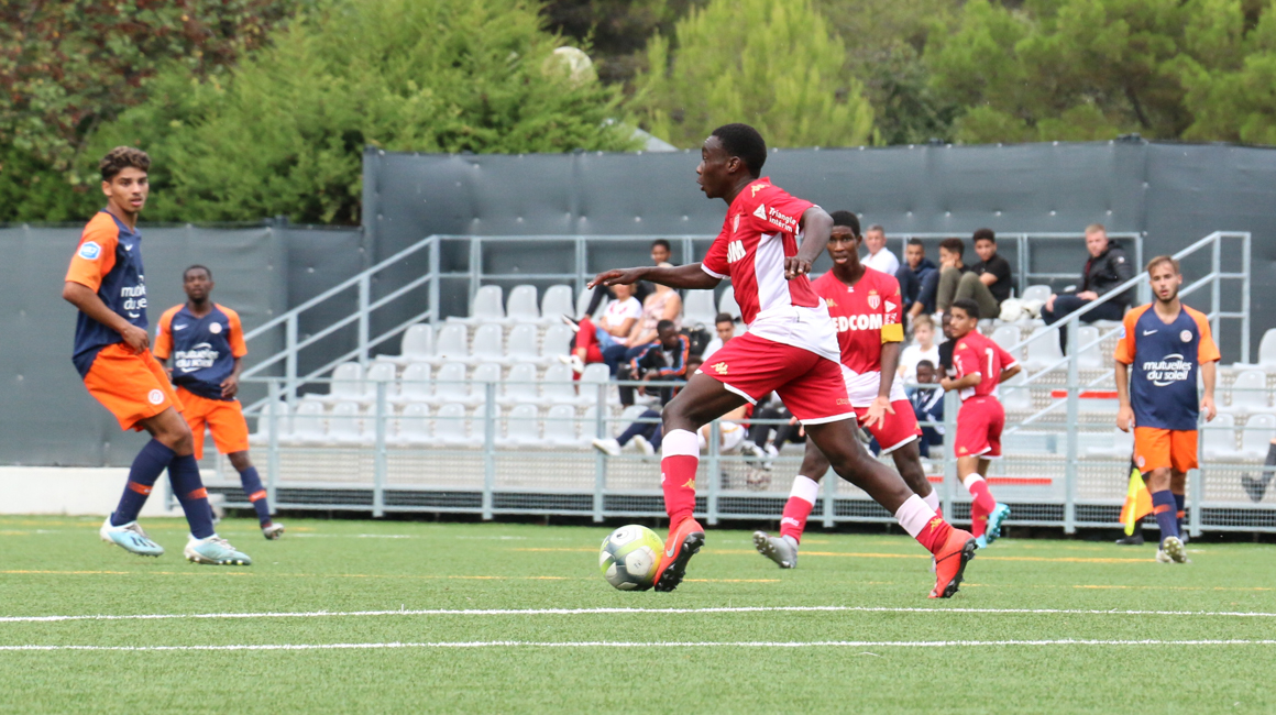 U17 : AS Monaco 2-2 Montpellier HSC
