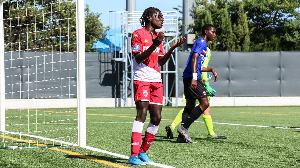 U17 : AS Monaco 0-1 OGC Nice