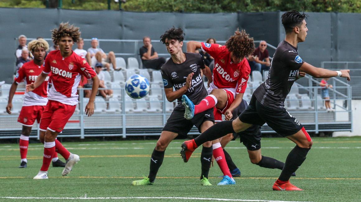 (U19) AS Monaco - US Colomiers en live