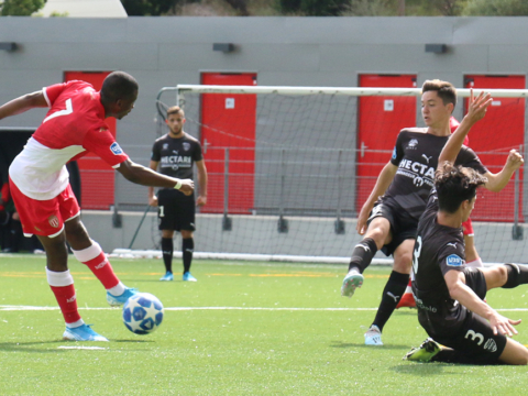 U19 : AS Monaco 1-0 Nîmes Olympique