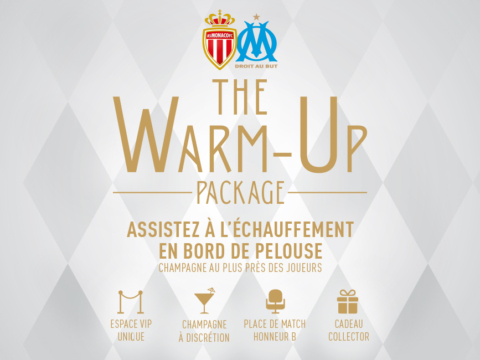 AS Monaco - OM : l'avant-match au plus près du terrain !
