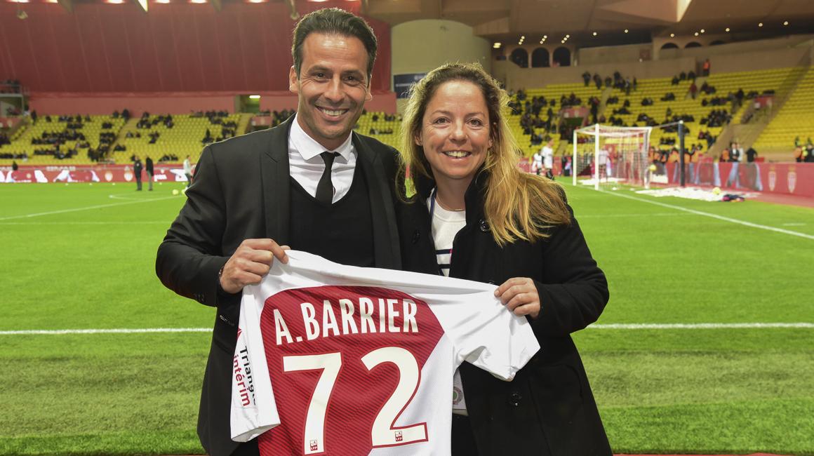 C'est parti pour Alexia Barrier !