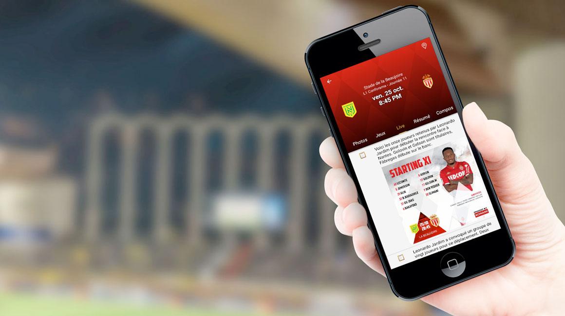 FC Nantes - AS Monaco en live