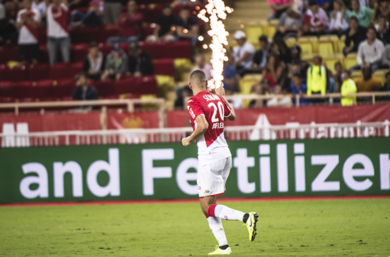 Slimani scores with Algeria