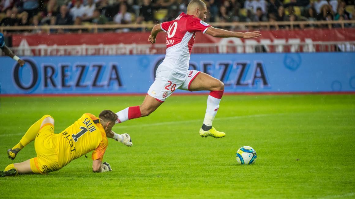 AS Monaco - Dijon FCO en live