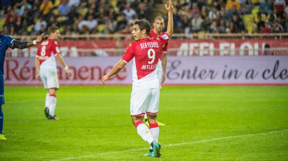 La compo rouge et blanche contre Nantes
