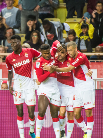 AS Monaco 3-2 Stade Rennais