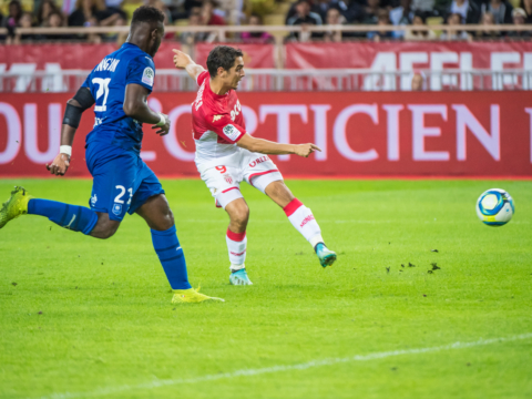 AS Monaco - Rennes : el triunfo en video