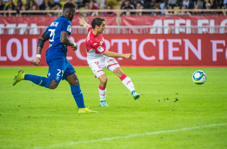 AS Monaco - Rennes : el triunfo en video