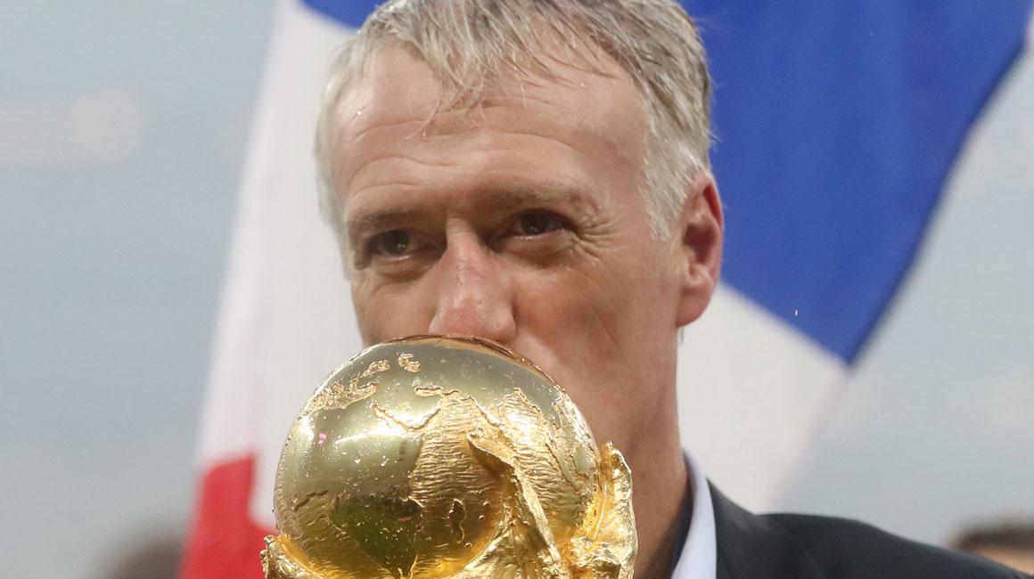 Feliz cumpleaños, Didier Deschamps