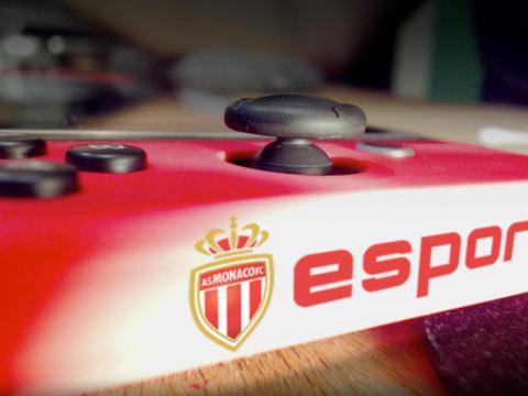 Three years of Esports at AS Monaco