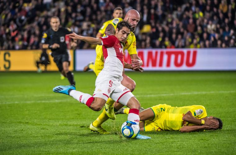 FC Nantes 0-1 AS Monaco