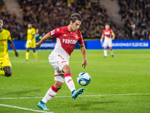 Wissam Ben Yedder keeps it up against Nantes