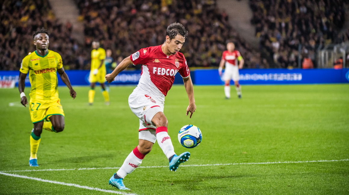 Ben Yedder co-meilleur buteur de Ligue 1