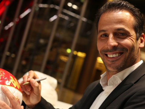 "Ludovic Giuly : ""If we win, I'll be even more proud"""