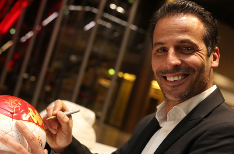 """Ludovic Giuly: """"If we win, I'll be even more proud"""""""