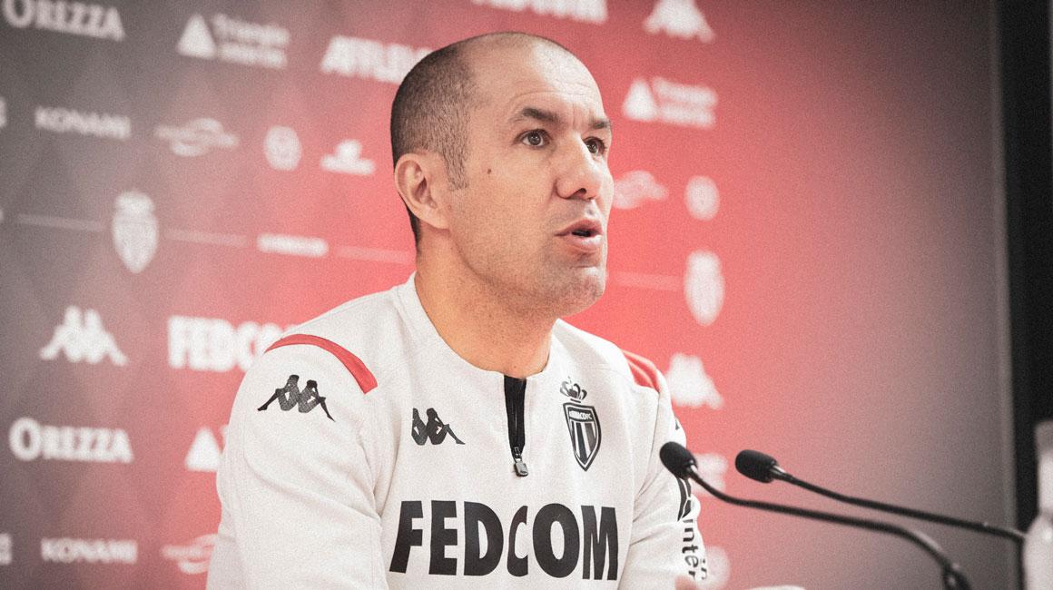 """Leonardo Jardim : """"Los goles los hacemos y nos los hacen por la parte colectiva"""""""