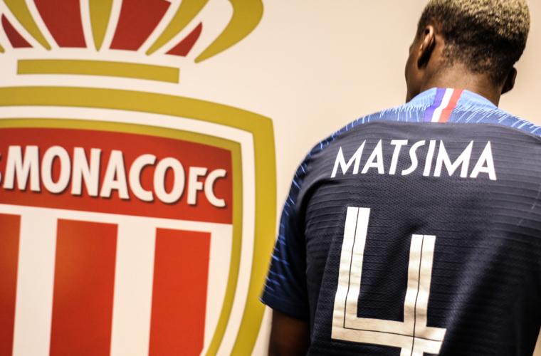 "Chrislain Matsima : ""Fier d'être en sélection"""
