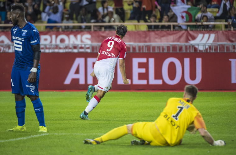 Highlights : AS Monaco 3-2 Stade Rennais