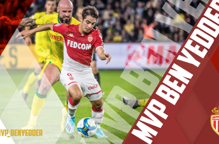 Wissam Ben Yedder is your October MVP!