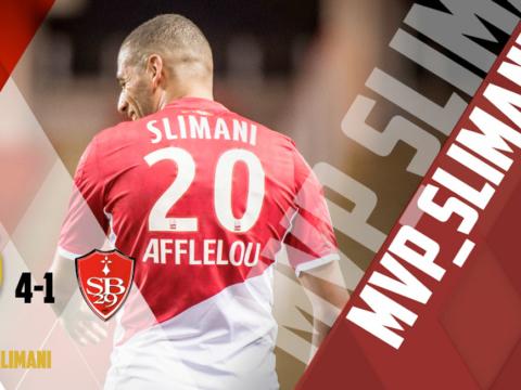 MVP : Slimani, incontrolable