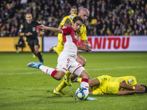 HIGHLIGHTS : FC Nantes 0-1 AS Monaco