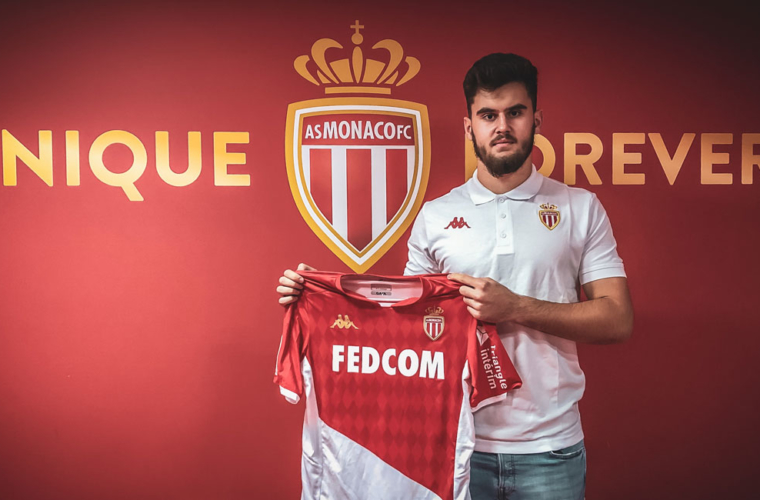 Gabriel Pereira joins AS Monaco
