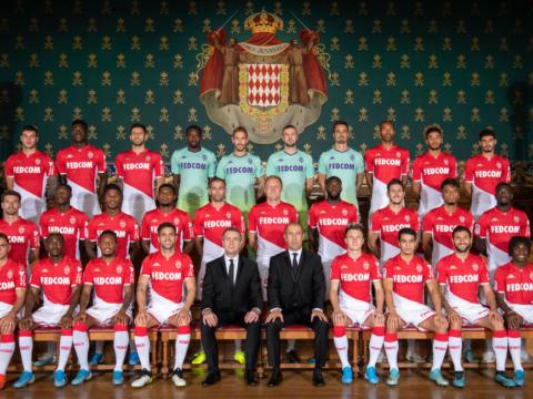 La foto oficial del equipo para la temporada 2019-2020