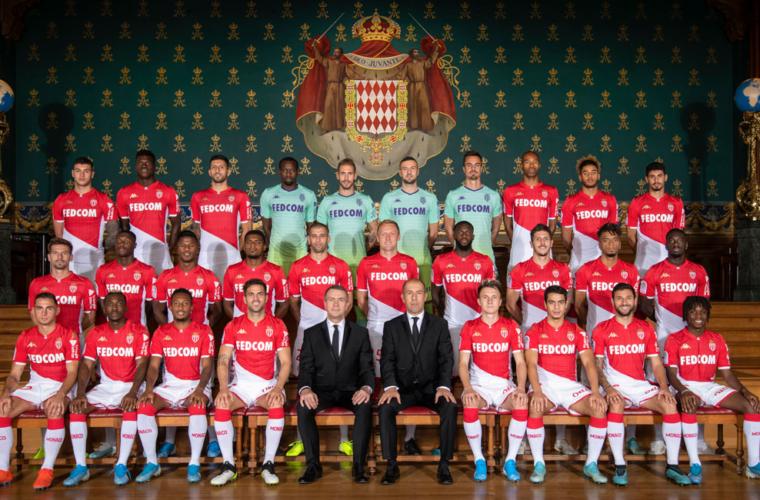 Confira a foto oficial da temporada 2019-2020