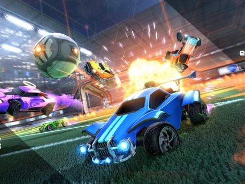 Nouvelles ambitions sur Rocket League