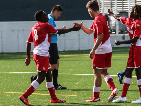 (U17) HIGHLIGHTS : AS Monaco 7-1 SC Air Bel