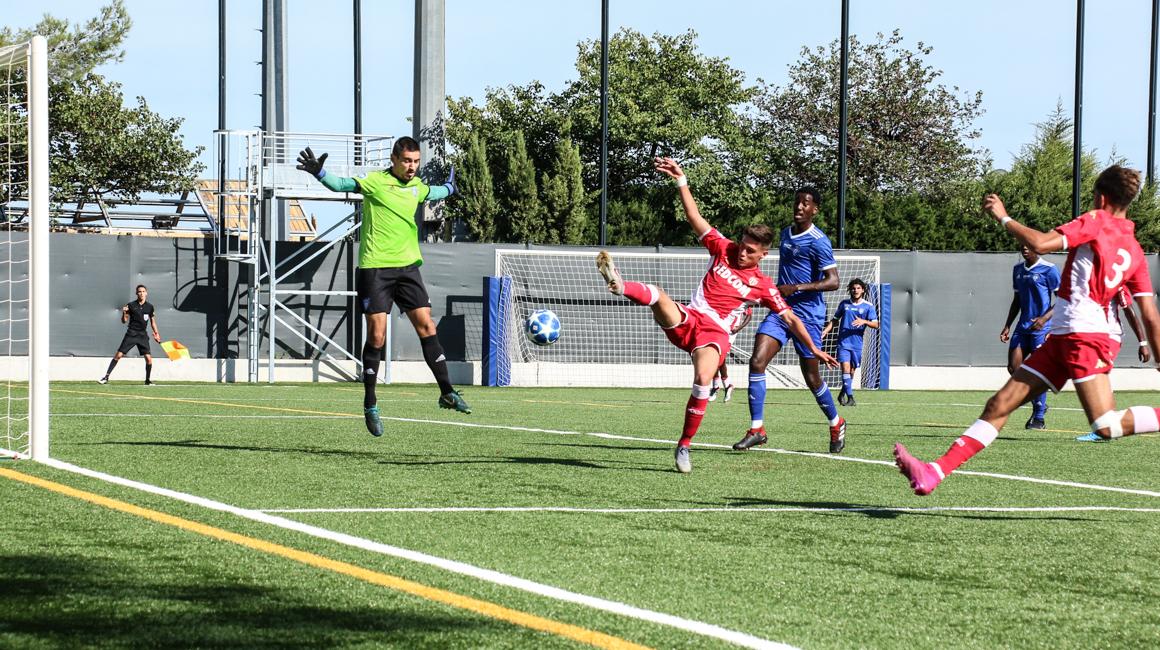 U19 : AS Monaco 1-1 SC Bastia