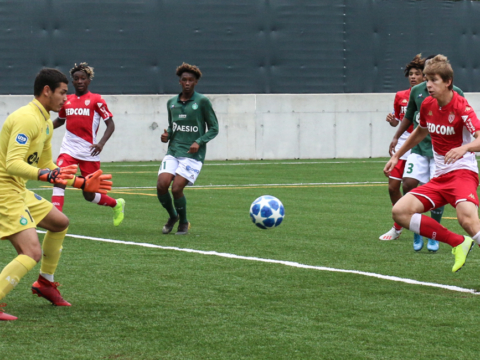 (U19) HIGHLIGHTS : AS Monaco 3-3 AS Saint-Etienne