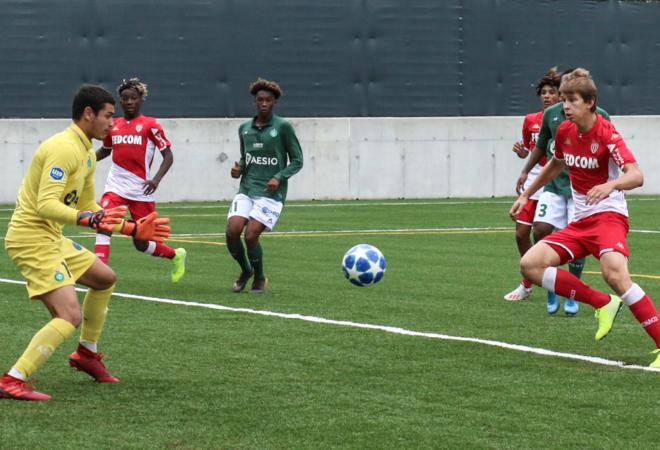 (U19) HIGHLIGHTS : AS Monaco 3-3 AS Saint-Etienne