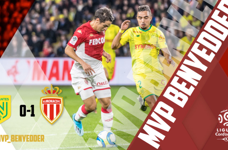 Super Ben Yedder!