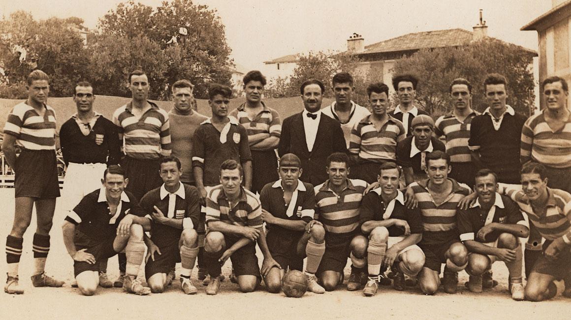 24 août 1924 : naissance de l'AS Monaco