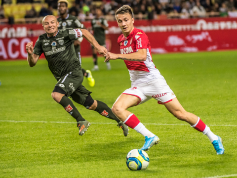 L'AS Monaco rebondit face à Dijon