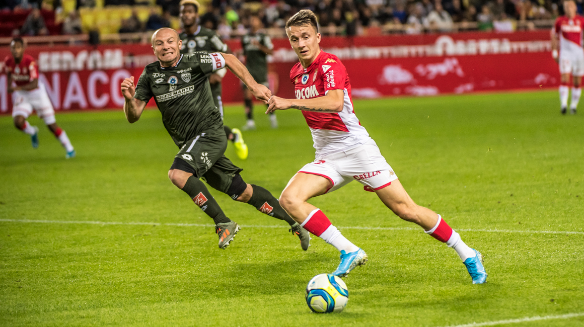 AS Monaco bounce back against Dijon