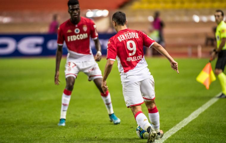 ФК « Монако » 1-0 « Дижоне »