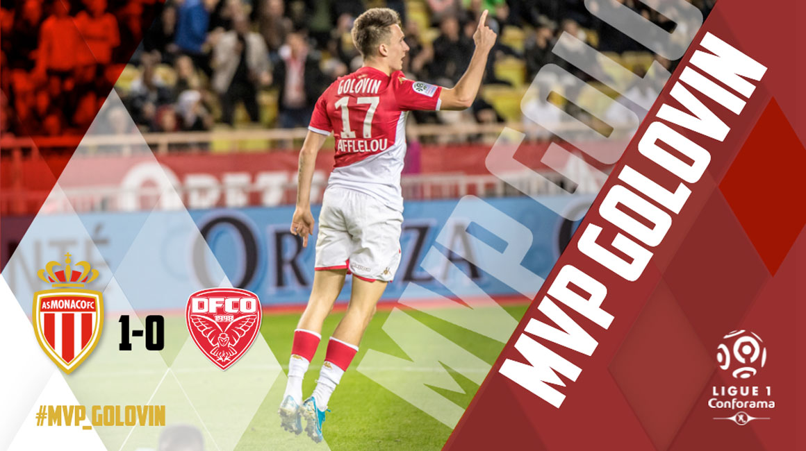 MVP : Golovin wins for the fourth time
