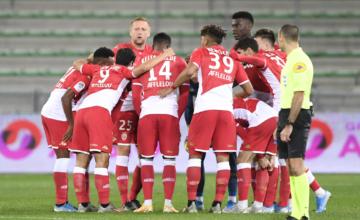 « Сент-Этьену » 1-0 ФК « Монако »