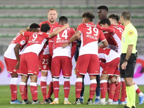 AS Saint-Étienne 1-0 AS Monaco