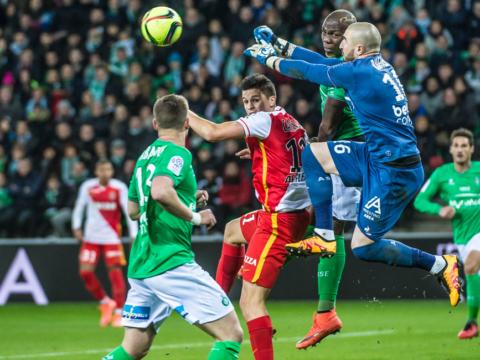 Les 5 derniers AS Saint-Étienne - AS Monaco en vidéo